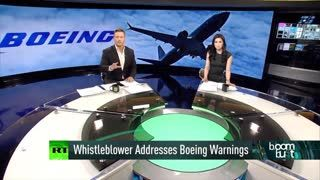 Whistleblower Says FAA and Boeing KNEW 737 Max Would Crash