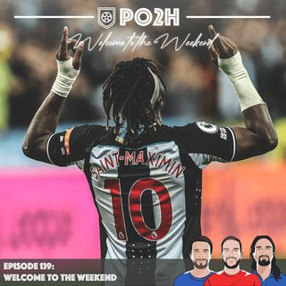 Episode 139: Welcome to the Weekend ⚫️