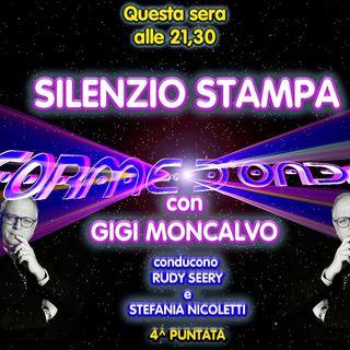 """Forme d'Onda - """"Silenzio Stampa"""" di Gigi Moncalvo - 19/11/2020"""