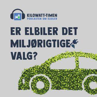 03: Er elbiler det miljørigtige valg?