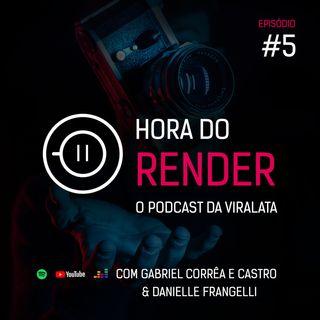 Hora do Render #5 - Afinal, o que aconteceu com a ANCINE? - Com Juliana Bravo