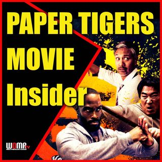 PAPER TIGERS: Movie Insider; From Bruce Lee, not Master Ken, with The Martial Way thru Kung Fu