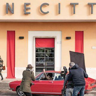 03.09.2016: Cinecittà e altre storie - Bob Sinisi set