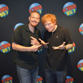 Ed Sheeran tries to stump JB Wilde