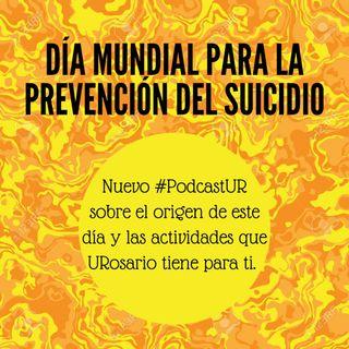 Conmemoración del Día Mundial para la prevención del suicidio