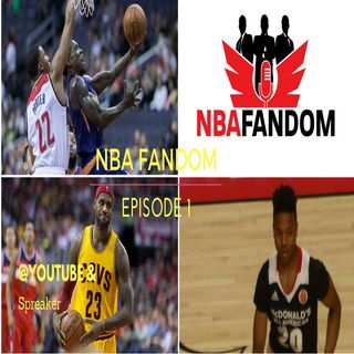 "EP 1: ""NBA Fandom is Born!"""