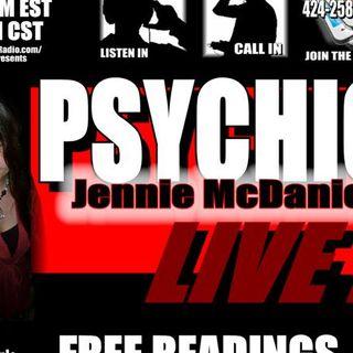 Psychic Sundays On DPRadio