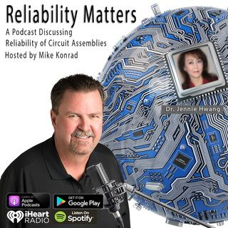 Episode 44: A Conversation with Dr. Jennie Hwang About Reliability