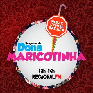 PROGRAMA DA DONA MARICOTINHA 13/05/2019