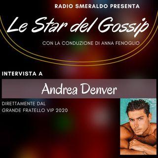Andrea Denver | Le Star del Gossip