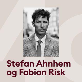 Bagom Fabian Risk serien med Stefan Ahnhem