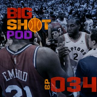 #034 - Power Rankings da NBA