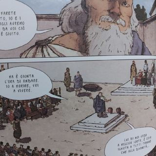 Episodio 36 - Apologia di Socrate