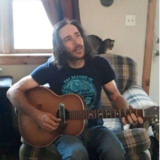 Singer/Songwriter/Drummer - Justin Hickerson