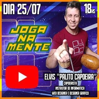 Cultura, esporte e tecnologia - Elvis Landarim (Palito Capoeira)