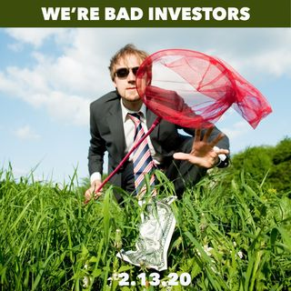 Most People are Really Bad Investors
