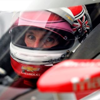 COTA Open Test - Will Power and Pato O'Ward