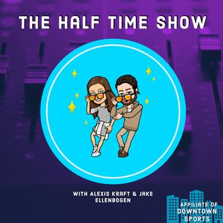 Halftime Show Ep.12: Alexis and Jake Rap?!? + Top 5 Favorite Movie/TV/Book/Video Game Characters
