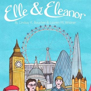 "HumorOutcasts Lindsay K. Boucher and Lauren M. Widner Authors of ""Elle and Eleanor"""