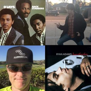 EP 011 The O'Jays And Ryan Adams