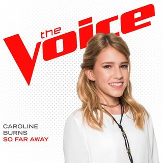 Caroline Burns From The Voice On NBC