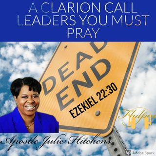 A Call To Intercession episode