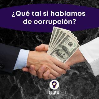 T1E03.¿Qué tal si hablamos de corrupción?