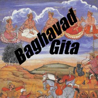 Baghavad Gita holy book of the Hindus - Part 3 [42 Mins]