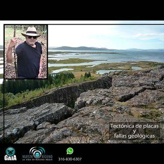 NUESTRO OXÍGENO Tectónica de placas y fallas geológicas - Dr. Gabriel Paris