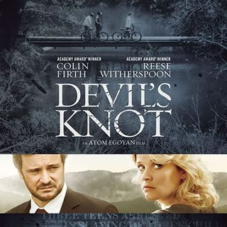 Episode 08: Devil's Knot (2013) - featuring Nicki T. of Strictly Homicide!