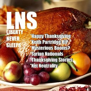Liberty Never Sleeps Thanksgiving 2017 Show