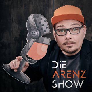 #5 Fernsehkoch Klaus Velten - über Tiefkühlpizza, gezuckerte Tomaten und Kochkunst - Die Arenz Show