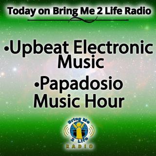 Upbeat Electronic Music & Papadosio Music Hour