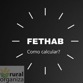 Como calcular o FETHAB?