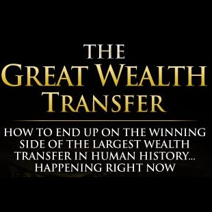 End time wealth transfer to the church 9