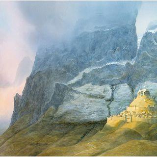 18. Il cavaliere bianco - Il re del palazzo d'oro