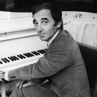 Charles Aznavour, Sänger und Komponist (Geburtstag 22.05.1924)