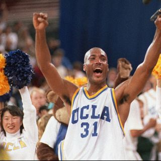 Sports of All Sorts:Author and Former UCLA Basketball Star Ed O'Bannon