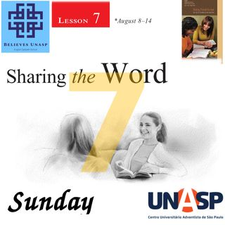734 - Sabbath School - 9.Aug Sunday