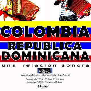 ESPECIAL MUSICA MAESTRO COLOMBIA Y RD PART 1
