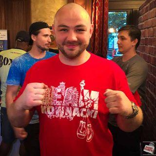 Adam Kownacki spotkanie z fanami przed walką z Chrisem Arreolą