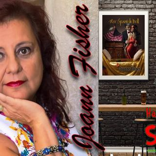 Traveling the World of Fiction With Author Joanne Fisher: an interview on the Hangin With Web Show