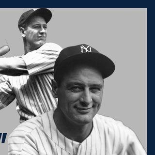 Se celebra a Lou Gehrig en las GRANDES LIGAS