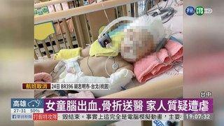 19:29 女童重傷昏迷 醫師:恐半身癱瘓 ( 2019-06-24 )