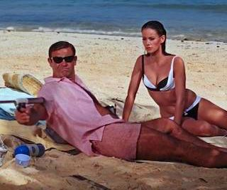 Ep #007 - James Bond in the 60s