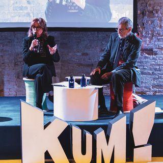 Laura Faranda + Luigi Zoja | Il mito dell'Origine, l'Origine del mito | KUM19