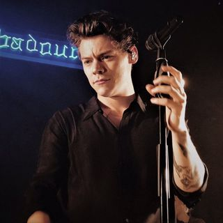 Harry Styles - From The Dining Table (acapella)