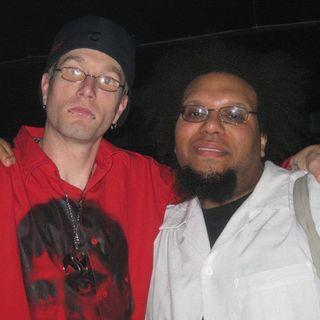 DJ Strizy & DJ Sinister Sparks - Urban Diner 10-18-2011