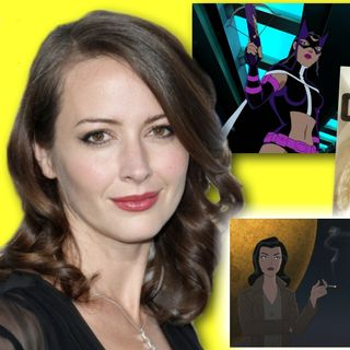 #309: Amy Acker on portraying Lois Lane in Superman: Red Son!