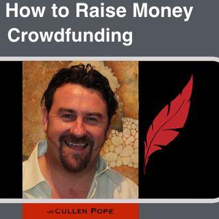 25 : Crowdfunding Platform Ninja Elliot from Pozible